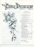 The China Decorator - November 1968