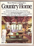 Better Homes And Gardens Country Home - Sept., Oct/. 1