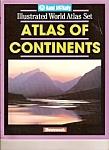 Atlas Of Continents - Rand Mcnally - Newsweek -1993