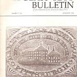 The Glass Club Bulletin - Summer 1991