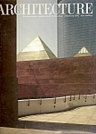 Architecture Magazine -[ Febuary 1987