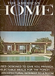 The American Home - May 1963