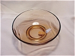 Fostoria Horizon 5 Inch Berry Bowl - Cinnamon