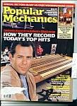 Popular Mechanics - November 1987