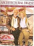 Architectural Digest -november 2002