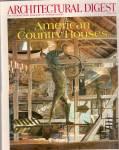 Architectural Digest - June 2001