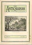 The Antiquarian Magazine- April 1927