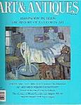 Art & Antiques Magazine - April 1990