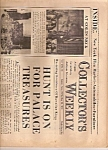 Collector's Weekly Newspaper - May 19, 1970