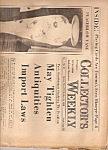 Collector's Weekly Newspaper - May 26, 1970