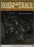 Road & Track Magazine - August 1966
