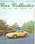 Car Collector Magazine - July 1978
