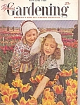 Popular Gardening Magazine - May-june 1950
