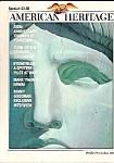 American Heritage - October/november 1981