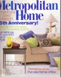 Metropolitan Home - March/april 1996