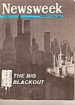 Newsweek Magazine=-november 22, 1965