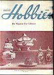 Hobbies - August 1959
