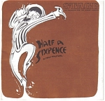 Half A Sixpence Musical Theatre Program 1967