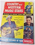 Country And Western Music Stars