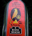 Hartz Mountain Bird Wash Bottle