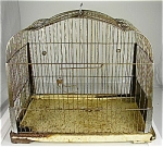 Ginykage Antique Bird Cage England