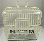 Atomic Age Bird Cage Transport