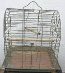 Large Victorian Bird Cage Osborn Birdcage New York