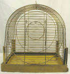 Late Art Deco Bird Cage Germany Us Zone 1945