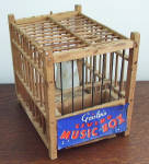 Geislers Living Music Box Canary Cage