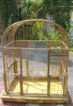Beautiful Brass Antique Bird Cage