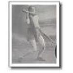 Snake Photo Post Card Rare Apollo Theater Actor Emil Gutman