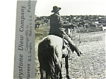 Cowboy Round Up Sherman Ranch Genesee 1902