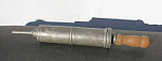 Antique Veterinary Medical Wormer Syringe