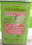 Asthmador Dr. Shiffmann's Tin
