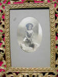 Victorian Angel With Violin Clinton Bissac