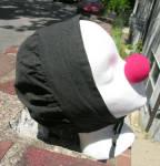 Antique Victorian Mourning Bonnet