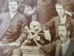 Skull And Bones Early Yale Photo