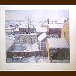 Joseph L Wantz Artist's Proof Taneytown 1904