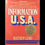 Information U. S. A. Revised Edition
