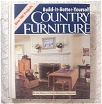 Build-it-better-yourself Country Furniture