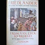 Friedland On Early Netherlandish Painting