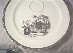 Harker General Meade's Headquarters Gettysbury Plate