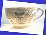 Handpainted Noritake Gold Encrusted Tea Cup