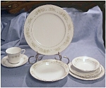 Royal Court Sharon Rimmed Fruit, Dessert Or Sauce Bowl