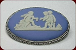 Vintage Wedgwood Charming Children Cameo
