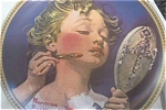 Rockwell Making Believe At The Mirror Collector Plate