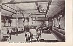 Kaiser Wilhelm Ii Ocean Liner First Class Salon