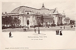 1900 Paris Expo Der Grosse Palast