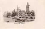 1900 Paris Expo Postcard Volker-strass