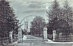 1908 Rppc Of A Kankakee Illinois Hospital Entrance